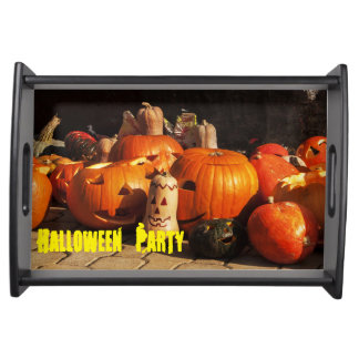 Halloween sweets for Halloween party  Save Downlo Serving Tray