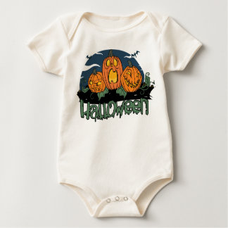 Halloween t-shirt for infants. Kids sizes too!