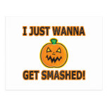 Halloween T-shirts & Gifts Postcards