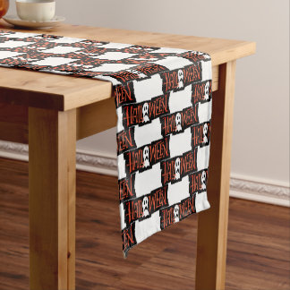 Halloween Table Runner