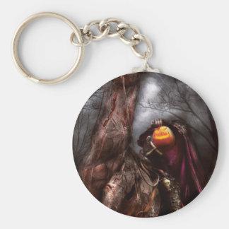 Halloween - The Headless Horseman Key Ring