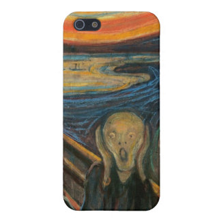 Halloween The Scream Munch iPhone 4 Speck Case Gif iPhone 5/5S Cases
