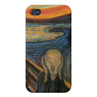 Halloween The Scream Munch iPhone 4 Speck Case Gif iPhone 4 Covers