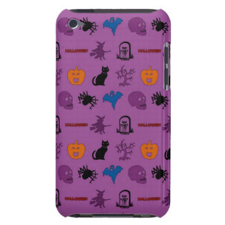 Halloween themed pattern iPod touch covers