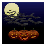 Halloween third poster & print