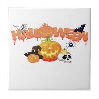 Halloween Tile