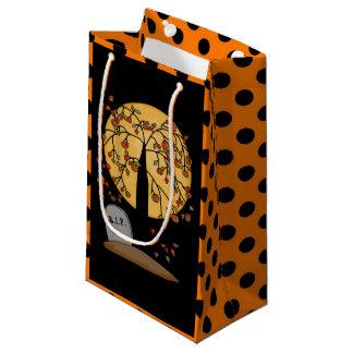 Halloween Tombstone Holiday small gift bag