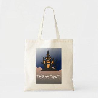 Halloween tote bag - Trick or Treat