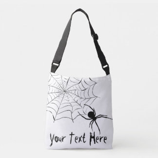 Halloween Tote/Candy Bag with Two Sides of Creepy