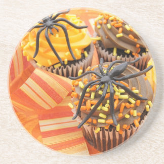 Halloween treats coaster