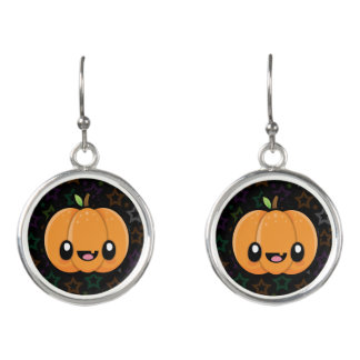 Halloween Treats earrings