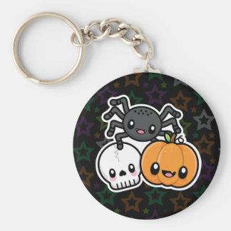 Halloween Treats keychain