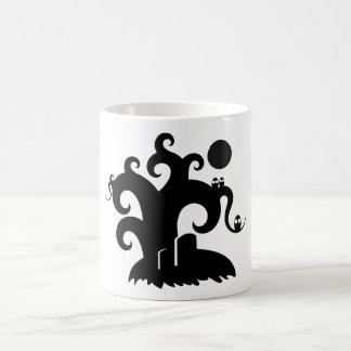 Halloween Tree Mug
