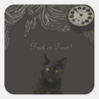 Halloween Trick or Treat シール