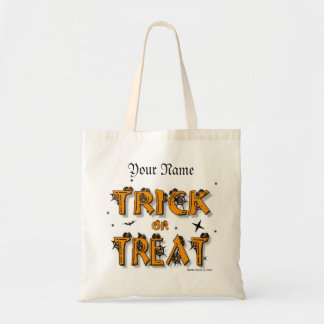 Halloween - Trick or Treat Bag (#8)