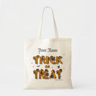 Halloween - Trick or Treat Bag (#8)