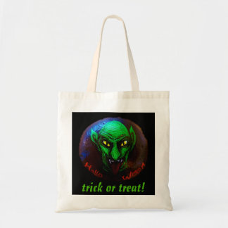 Halloween trick or treat carrying bag