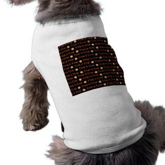 Halloween Trick or Treat Dog Shirt