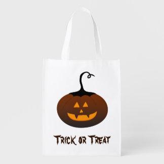 Halloween Trick or Treat Jack O Lantern Pumpkin
