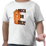 Halloween Trick Or Treat Pumpkin Toddler T-Shirt