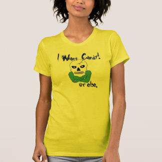 Halloween Trick-or-Treat Tee Shirt