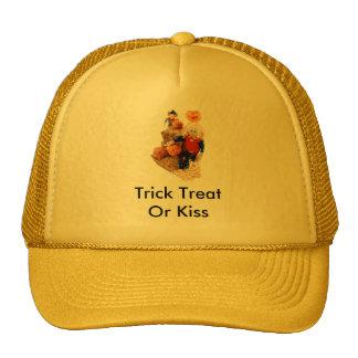 Halloween Trick Or Treats Cap