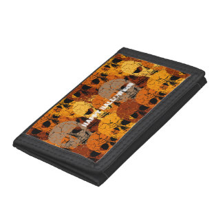 Halloween Trifold Wallets