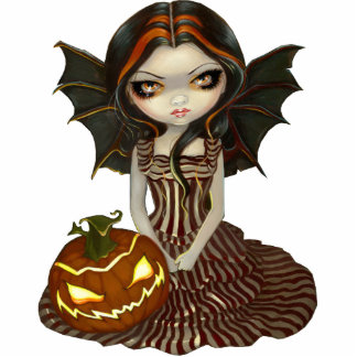 Halloween Twilight gothic fairy Photo Sculpture