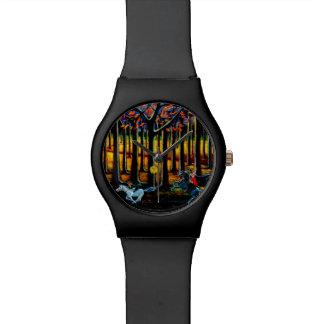 Halloween watch,Headless Horseman Watch