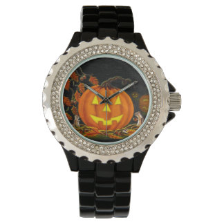 Halloween,watch,Jack-O-Lanterns,chipmunks,autumn Watch