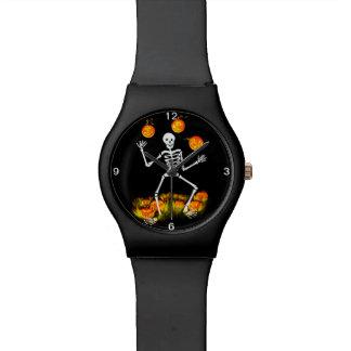 Halloween watch,Mr.Bone-Jangles Watch