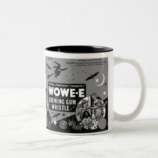 Halloween Wax Whistle Vintage Mug