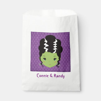 Halloween Wedding Paper Favor Bag Favour Bags
