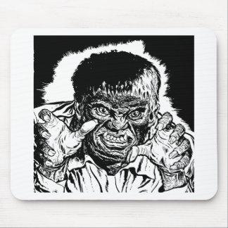 Halloween Werewolf Mouse Pad