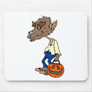 Halloween Werewolf Mousepad