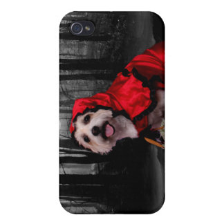 Halloween - Westie - Lady iPhone 4/4S Covers