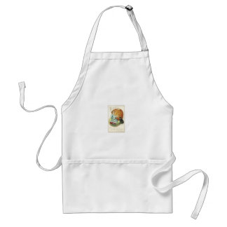Halloween, When Witches abound and Ghosts are... Standard Apron