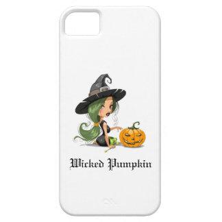 Halloween Wicked Pumpkin iPhone 5 Cover