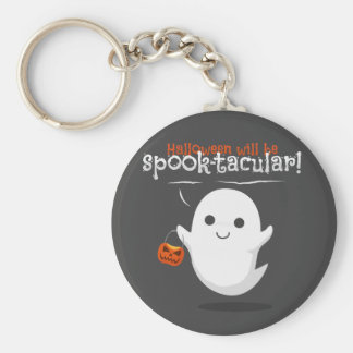 Halloween will be spook-tacular keychains
