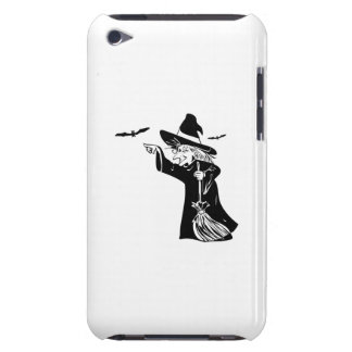 Halloween Witch iPod Touch Case