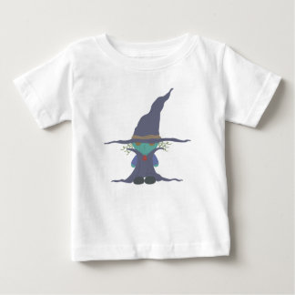 Halloween Witch Character Baby T-Shirt