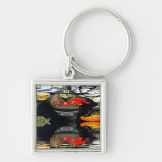 Halloween Witch Collectible Key Chains