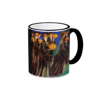 Halloween Witch College Graduates Coffee Mug