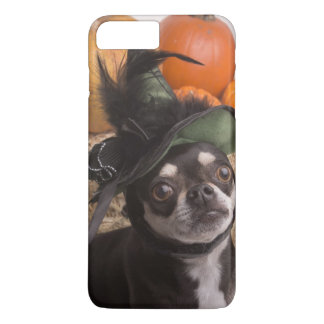 Halloween Witch Dog iPhone 7 Plus Case