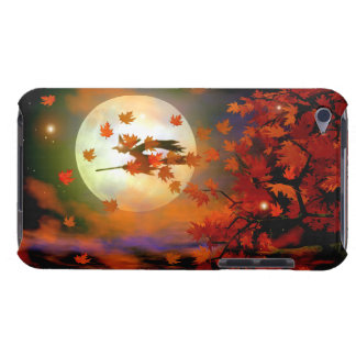 Halloween Witch Flight iPod Touch Cases