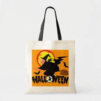 Halloween Witch Flying Bags