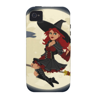 Halloween Witch iPhone 4/4S Cover
