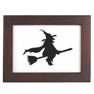 """Halloween Witch"" Keepsake Box"