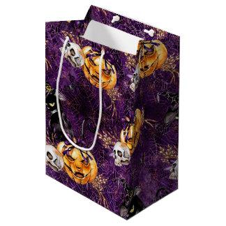 Halloween Witch Medium Gift Bag
