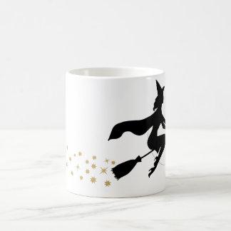 Halloween - Witch Morphing Mug